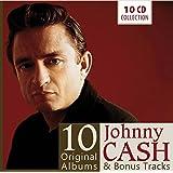 Johnny Cash: 10 Original Albums & Bonus Tracks