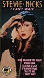 Stevie Nicks Album - Stevie Nicks - I Can't Wait [VHS] (Front side)