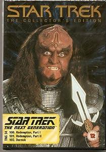 Star Trek - The Collector's Edition - TNG 34 - Redemption PART 1, Redemption PART 2, Darmok