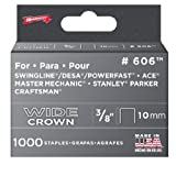 Ace Heavy Duty Staple 12 Narrow Crown