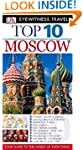 Top 10 Moscow [With Map] (DK Eyewitne...