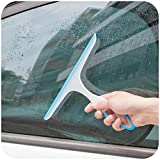 jiaxing Handy Cleaning Wiper with Long Non-Slip Handle - For Cleaning Window Glass, Tiles, Kitchen Table Platform, Car Auto Windshield