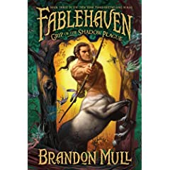 Fablehaven Grip of the Shadow Plague
