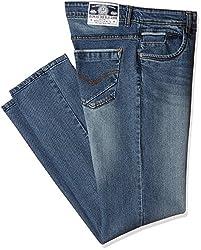 Blumerq Men's Slim Fit Jeans (8907041085916_RADFORD A 1501W_28_J-Dark Wash - 2)