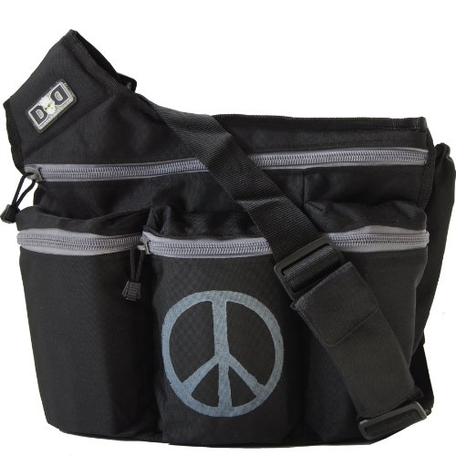 diaper-dude-borsa-con-tasche-esterne-portaoggetti-e-tracolla-motivo-simbolo-della-pace-provvista-di-