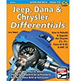 img - for Jeep, Dana and Chrysler Differentials: How to Rebuild the 8 1/4, 8 3/4, Dana 44 and 60 and Amc 20 (Workbench How to) (Paperback) - Common book / textbook / text book