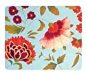Pepper Pot By The Gift Wrap Company Cordova Floral Mouse Pad (Pack of 3)