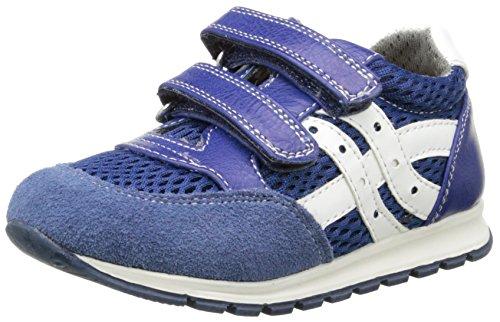 ASSO46102 - Scarpe da Ginnastica Basse Bambino , Blu (Bleu (Ming)), 28