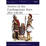 Armies of the Carthaginian Wars 265-146 BC (Men at Arms Series, 121) ~ Terence Wise