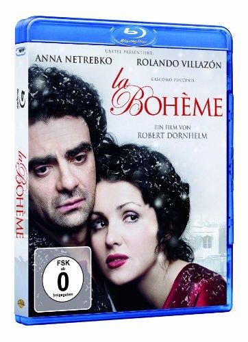 La Boheme(Anna Netrebko, Rolando Villazon) - Puccini  - DVD