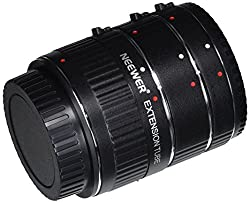 Neewer Macro Automatic Extension Tube Set DG for Canon EOS