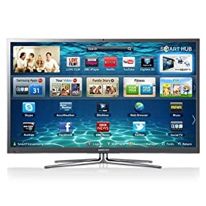 Samsung PS64E8000 64 -inch LCD 1080 pixels 600 Hz 3D Plasma TV
