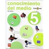 Conocimiento del medio. 5 Primaria. Timonel. Cantabria