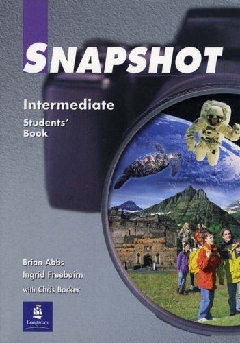 Snapshot: Intermediate - Student's Book