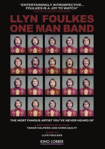 DVD : Johnny Carson - Llyn Foulkes: One Man Band (DVD)