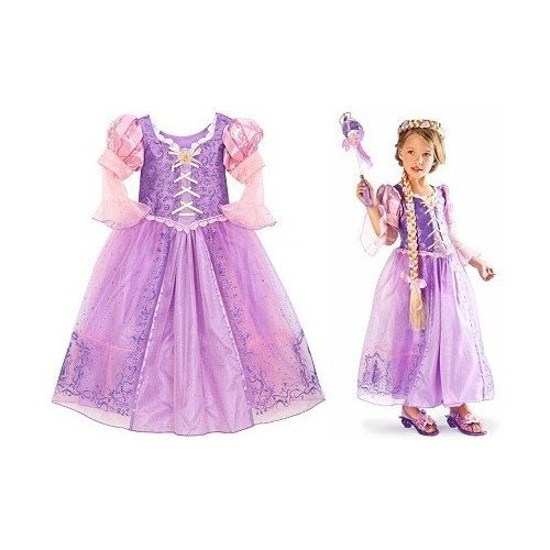 Disney Princess Costumes Disney Store Size XS (4) Tangled Rapunzel Costume Dress Review  sc 1 st  nsseunu & Disney Princess Costumes Disney Store Size XS (4) Tangled Rapunzel ...