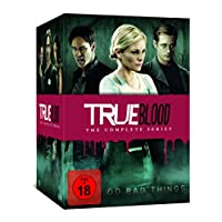 True Blood Komplettbox