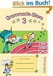Grammatik-Stars: 3. Schuljahr - �bung...