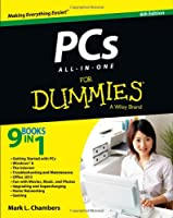 PCs All-in-One For Dummies, 6th Edition Front Cover