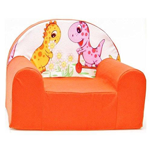 Fauteuil enfant orange fauteuil pour enfant meuble f15 - Fauteuil enfant amazon ...