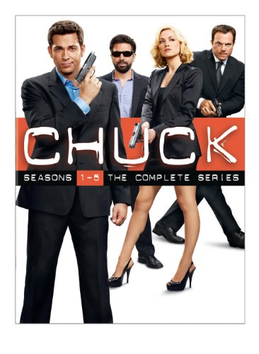Chuck: The Complete Series - Collector Set, Mr. Media Interviews