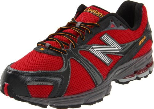 New Balance Men's Red/Black Trainer M880TR 12.5 UK, 47.5 EU, 13 US
