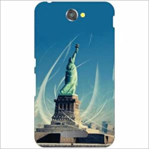 Sony Xperia E4 Back Cover for