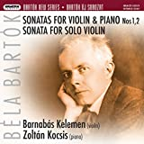 Bartók: Works for Violin & Piano