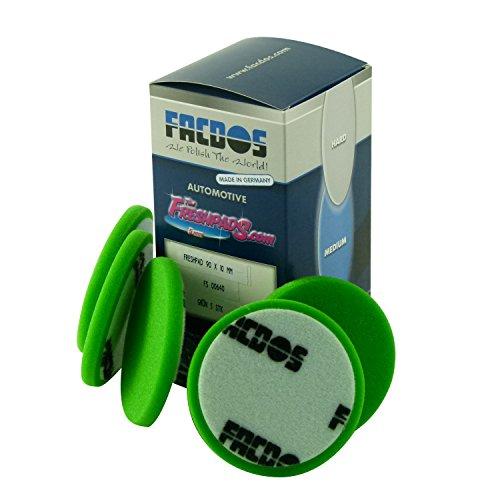facdos-fresh-pad-grun-mittel-hart-90mm-x-10mm-5-st-fur-hochglanz-anti-hologramm-polituren-mittel-har