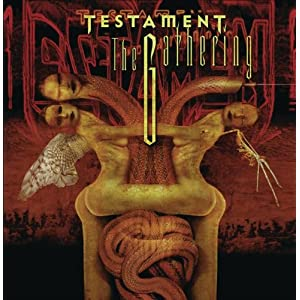 Testament -  The Gathering