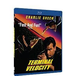Terminal Velocity [Blu-ray]