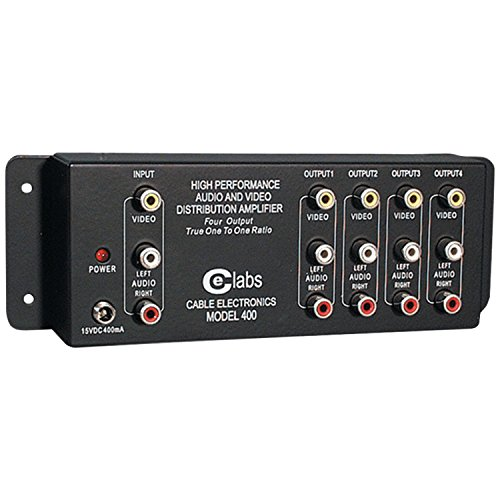 cable-electronics-labs-av-400-prograde-composite-a-v-distribution-amplifiers