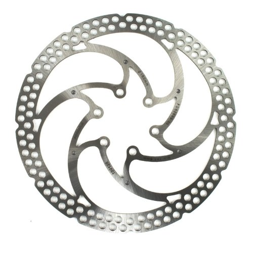 Buy Low Price Formula R1 Disc Brake Rotor 203mm, 6-Bolt (B004DARQLY)