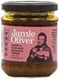 Jamie Oliver Tomato and Black Olive Bruschetta Topping 180 g (Pack of 6)