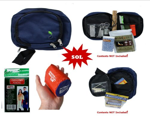 VAS EMERGENCY SURVIVAL ESSENTIALS PACK #495 3