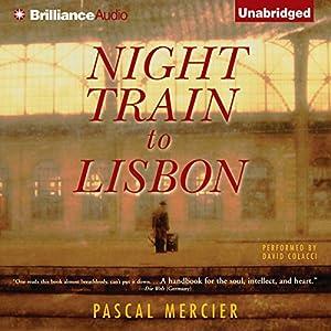 Night Train to Lisbon Audiobook