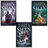 Darren Shan Darren Shan The Saga of Larten Crepsley Collection 3 Books Set, (Birth of a Killer, Ocean of Blood and Palace of the Damned)