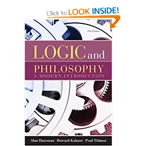 Logic and Philosophy  - Alan Hausman