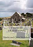 img - for Unusual gravestones book / textbook / text book