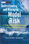 Understanding and Managing Model Risk...