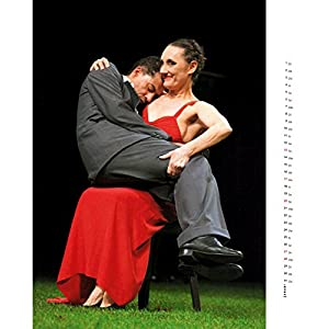 Pina Bausch - Tanztheater Wuppertal, Fotokunst-Kalender 2015