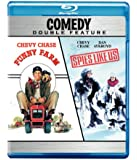 Funny Farm/ Spies Like Us (DBFE) [Blu-ray] (Sous-titres franais)
