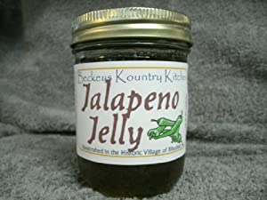 Jalapeno Jelly from Beckeys Kountry Kitchen