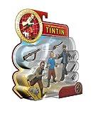 Plastoy The Adventures of Tintin Tintin and Captain Haddock Figure Set
