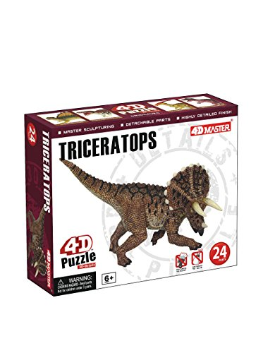 TEDCO Triceratops 4D Puzzle - 1