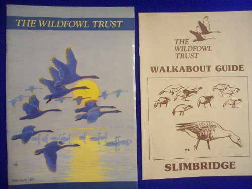 the-wildfowl-trust-souvenir-booklet-with-slimbridge-walkabout-guide