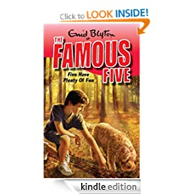Famous Five 14: Five Have Plenty Of Fun