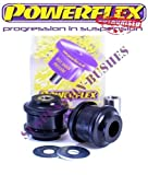 POWERFLEX Front Lower Arm Inner Bush PFF3-211 Audi A4 / S4 / RS4 (B7) 2005 - 2008 A4 inc. Avant Quattro (4WD) Front Lower Arm Inner Bush - Pack/Set of 2 Bush(es)