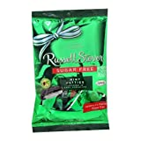 Russell Stover Sugar Free Mint Patties, 3 oz bag (2 Pack)