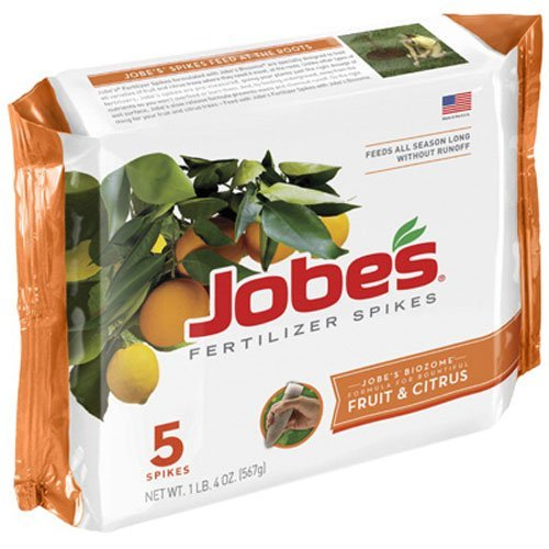 jobes-1002-fruit-and-citrus-tree-outdoor-fertilizer-food-spikes-5-pack